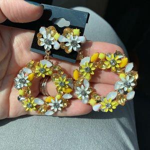 Statement earrings NEW